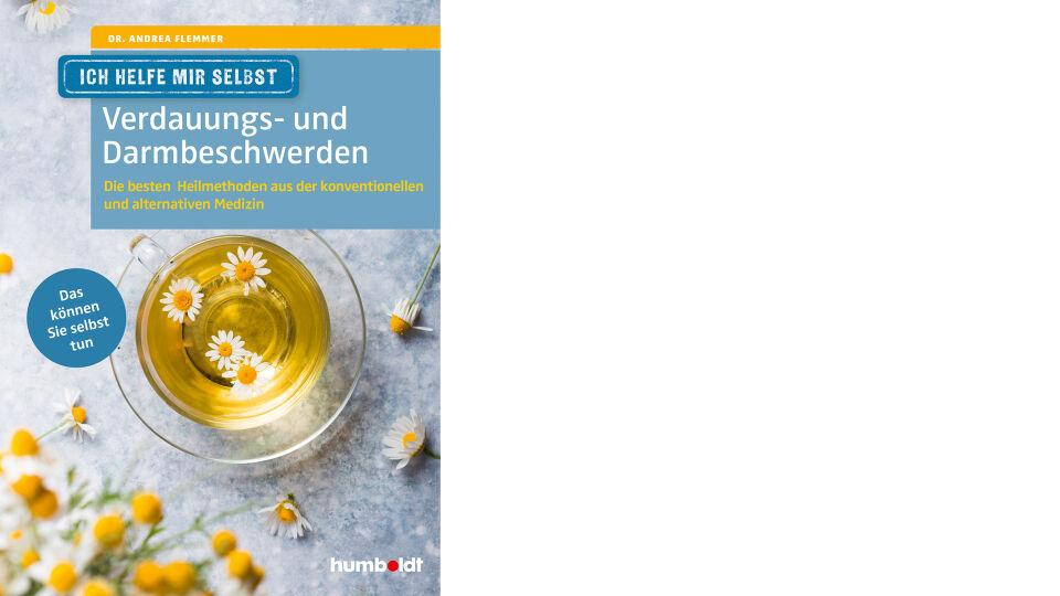 Buchcover_Verdauung_c_Humboldt Verlag - Ratgeber - © Humboldt Verlag