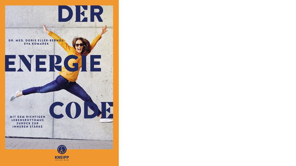 Buchcover_Der Energiecode_c_Kneipp Verlag - Ratgeber - © Kneipp Verlag