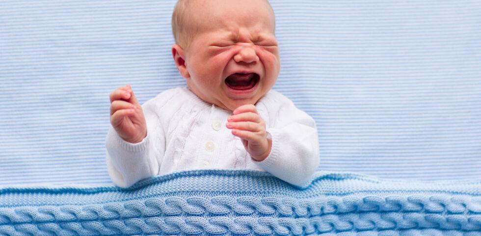 Schreiendes Baby_shutterstock_340818158