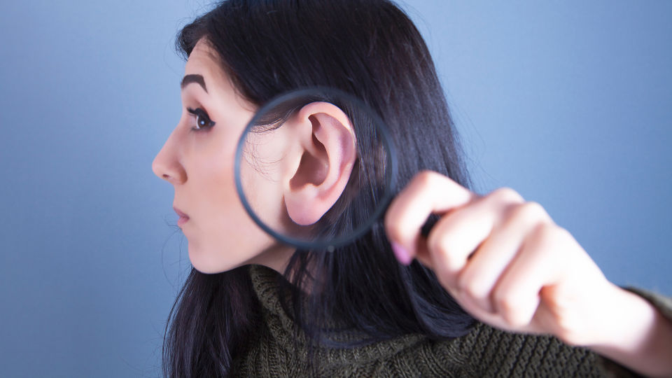 Ohr Lupe online - © Shutterstock