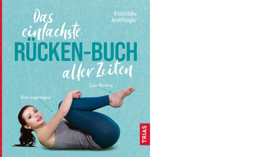 Buch Cover_Rücken-Buch_c_Trias Verlag - Ratgeber - © Trias Verlag