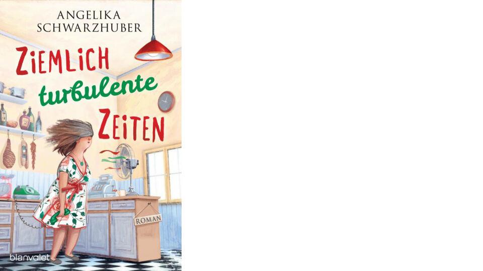Buch Cover_Ziemlich turbulente Zeiten_c_Blanvalet Verlag - Roman - © Blanvalet Verlag