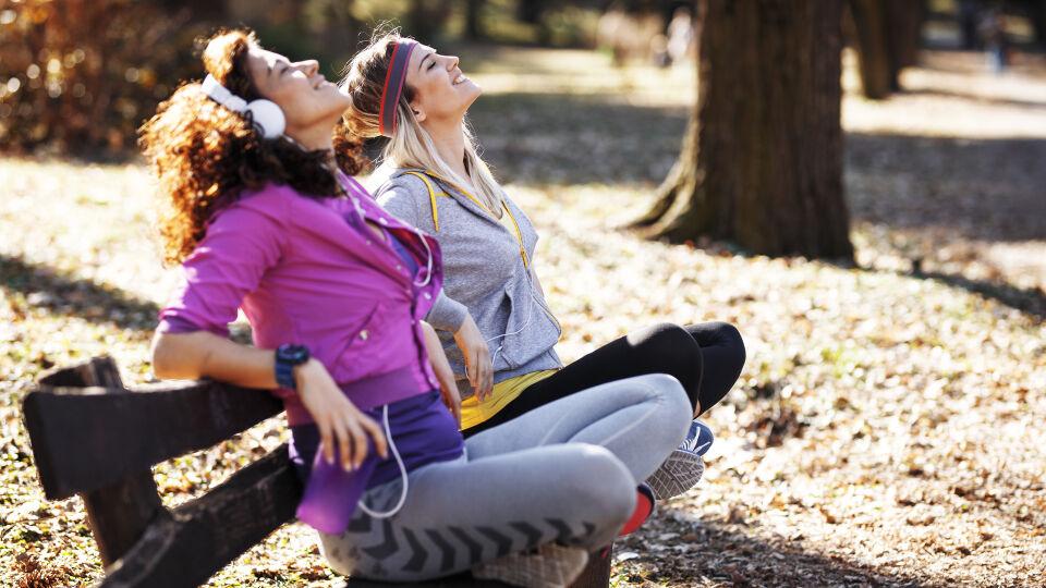 Herbstsonne_Vitamin D_Sonnenvitamin_shutterstock_601336994 - Unser Körper bildet Vitamin D in erster Linie mithilfe von Sonnenlicht.