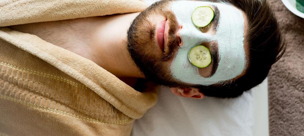 Mann Hautpflege 2 - © Shutterstock