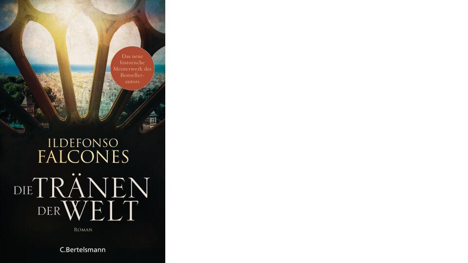 Buch Cover_Die Traenen der Welt_c_Bertelsmann Verlag - Historischer Roman