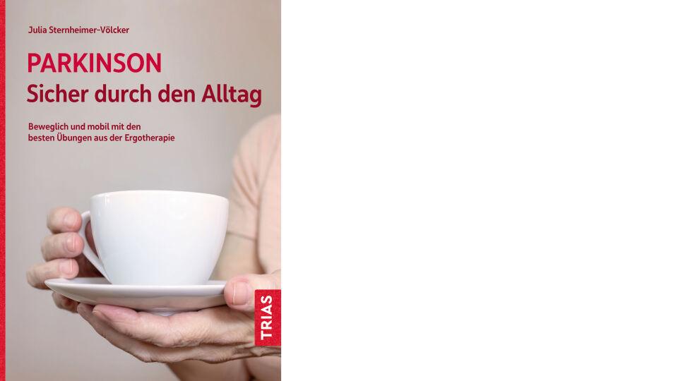 Buch Cover_Parkinson_c_Trias Verlag - Ratgeber