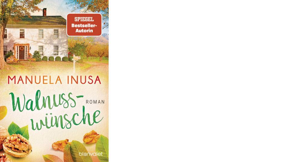 Buch Cover_walnusswunsche_c_Blanvalet Verlag - Roman - © Blanvalet Verlag