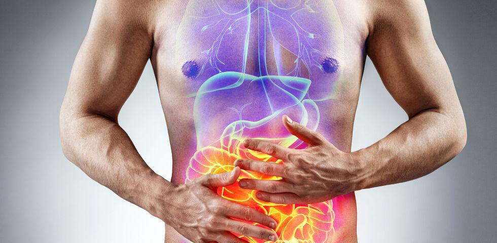 Magen Darm - Ultraschall ist bei der Diagnose von Magen-Darm-Erkrankungen oft das Mittel der ersten Wahl. - © Shutterstock