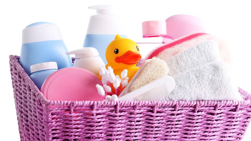 Hautpflege Kinder Babys - © Shutterstock