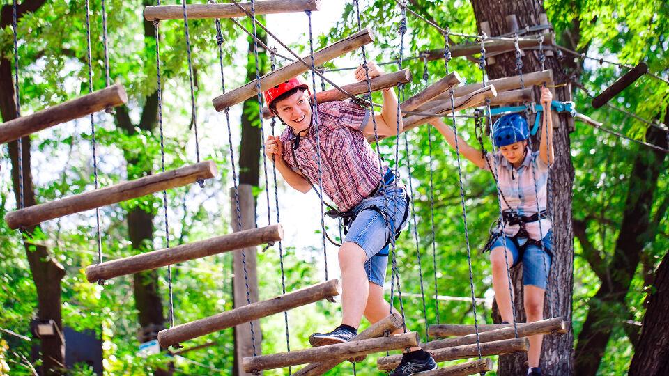 Sport Kletterpark - © Shutterstock