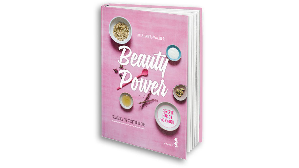 Anja Haider-Wallner Beauty Power wide - © Facultas/Maudrich