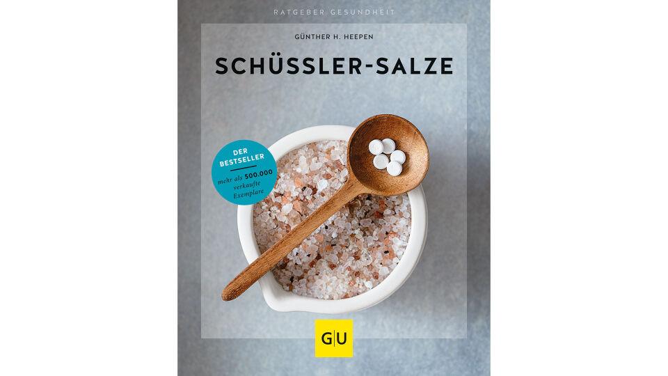 Buch Schüssler-Salze - © Gräfe und Unzer Verlag