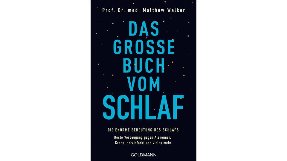Buch Schlaf - © Goldmann