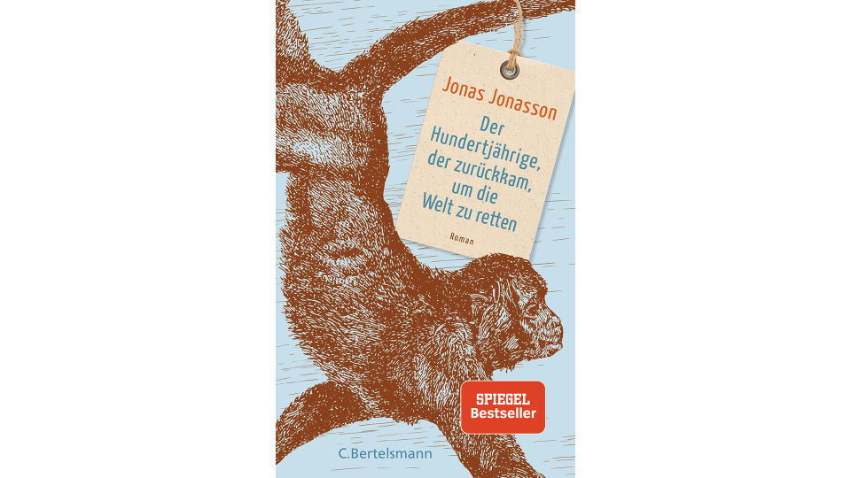 Buch der Hundertjährige 2 Jonas Jonasson - © C. Bertelsmann