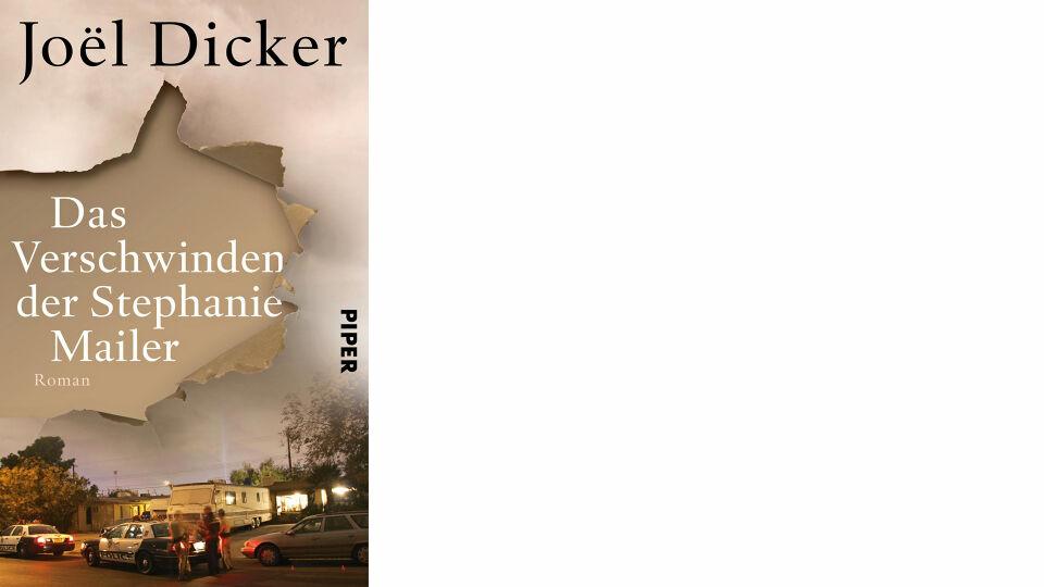 Buch Cover_Verschwinden Stepahnie Mailer_c_Piper Verlag online - © Piper Verlag