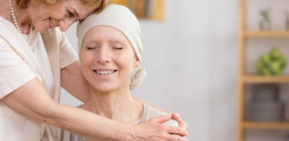 Krebs Frau - © Shutterstock