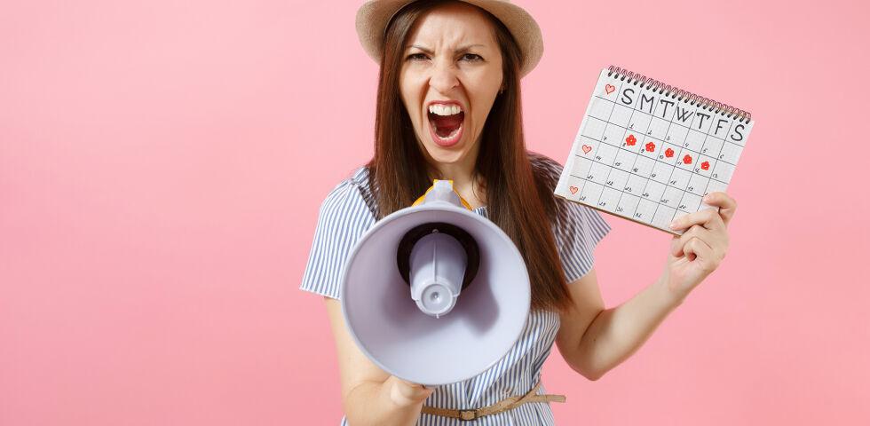 Menstruation PMS 2 - © Shutterstock