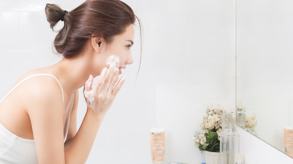 Hautpflege Reinigung Kosmetik - © Shutterstock